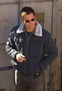 Micheal Weatherly-Agent Anthony DiNozzo